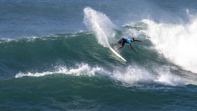 Photo of Dia de descanso para os atletas no WQS 10.000 Vans World Cup