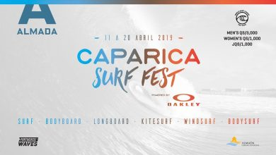 Photo of WQS 3000 Caparica Surf Fest – brasileiros na disputa