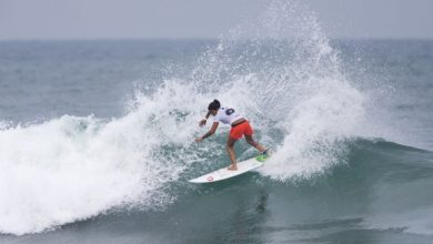 Photo of Qs 10.000 Galicia Classic- Silvana Lima está nas quartas de final.