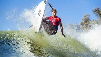Photo of Lakey Peterson vence o Freshwater Pro 2019