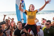 Photo of Carissa Moore vence o Roxy Pro France e firma liderança