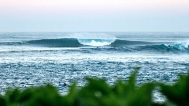 Photo of Brasileiros avançam com altas ondas no Sunset Open 2020