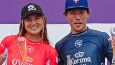 Photo of Brisa Hennessy e Shun Murakami vencem o Corona Open China