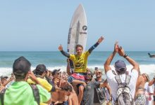 Photo of Resultados do Rip Curl Grom Search em Garopaba