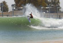 Photo of John John Florence surpreende seus amigos na Surf Ranch