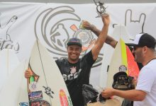 Photo of Wiggolly Dantas e Yanca Costa vencem o Surf Treino em Itamambuca