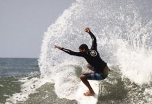 Photo of Luan Carvalho vence a terceira etapa do Guarujá surf treino Pro.